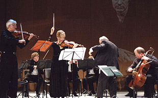 Schnittke's Concerto for Three with Tatyana Grindenko, Oleh Krysa and Kremlin Chamber Orchestra